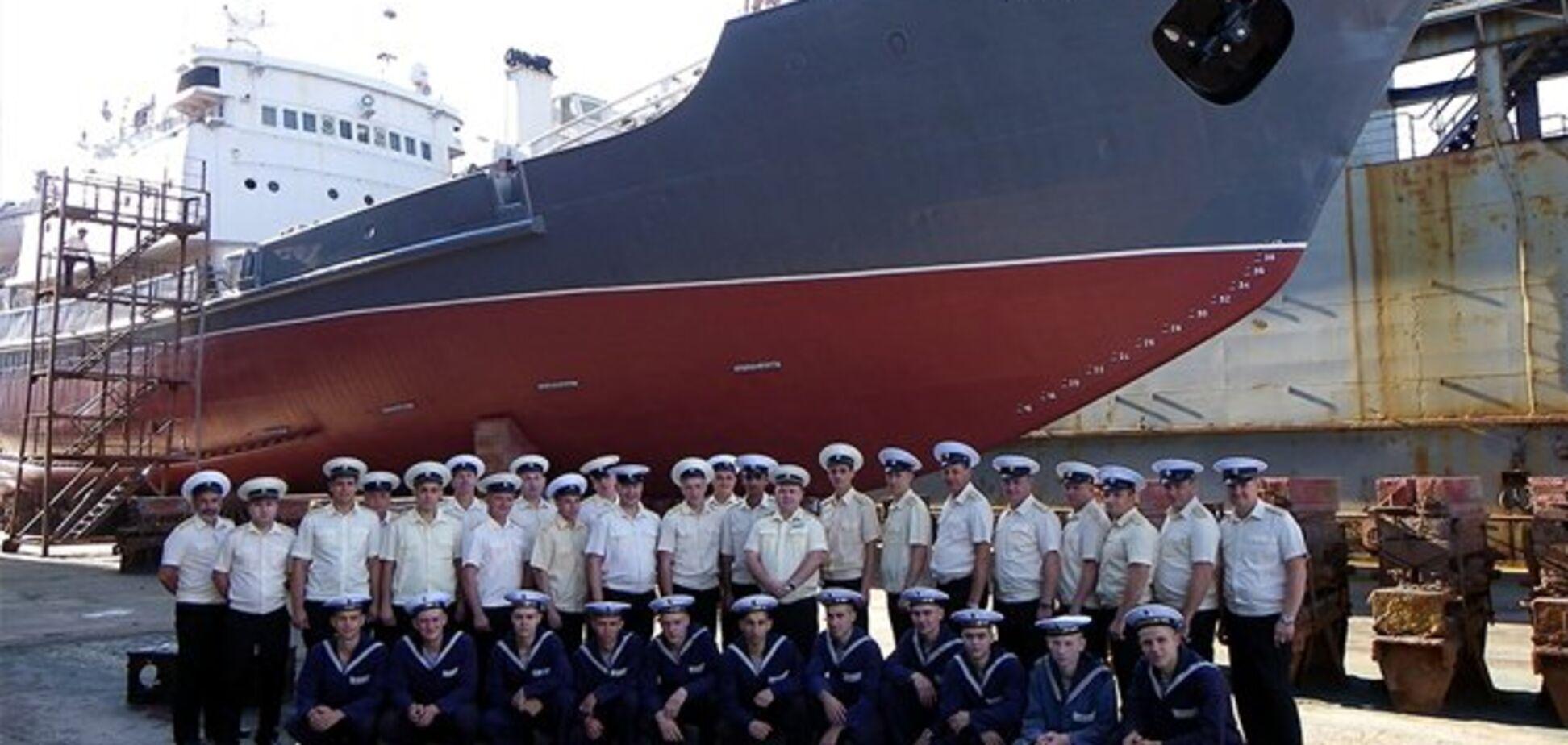 В оккупации Крыма участвовал 519-й дивизион кораблей-разведчиков ВС России: доказательства