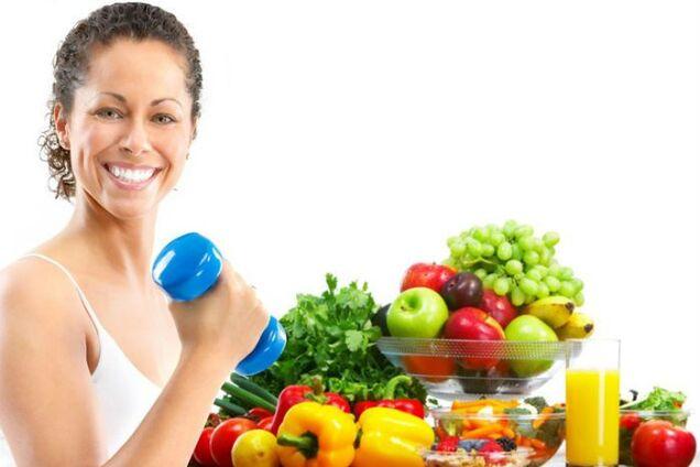 Диета и фитнес