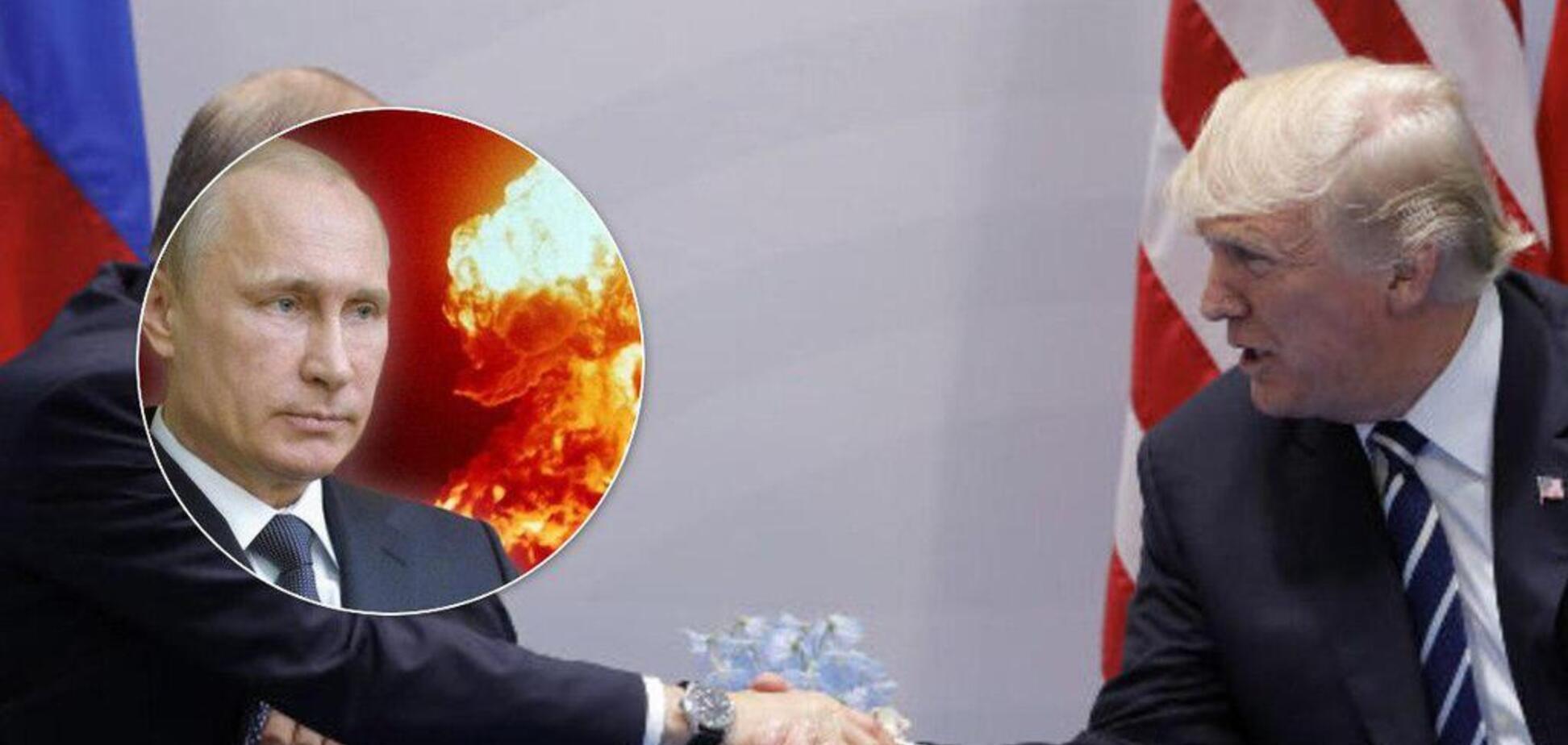 Трамп задумал крупную ядерную сделку с Путиным: о чем речь