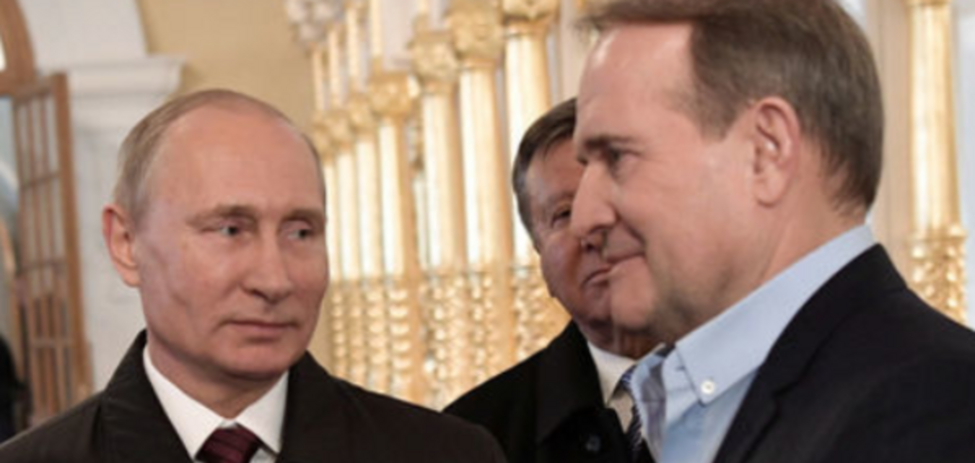 'Усім вибачаю!' Медведчук висловився про кумівство з Путіним