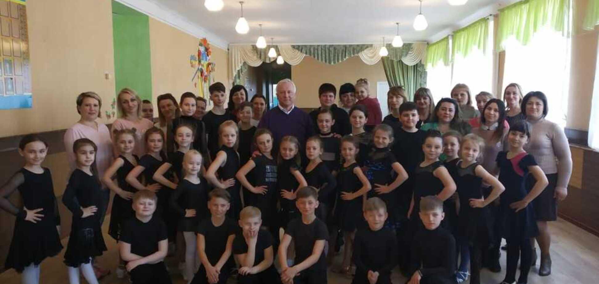 """""""Укрлендфармінг"""" інвестував 140 тис. грн в розвиток дітей у Сумській області"""