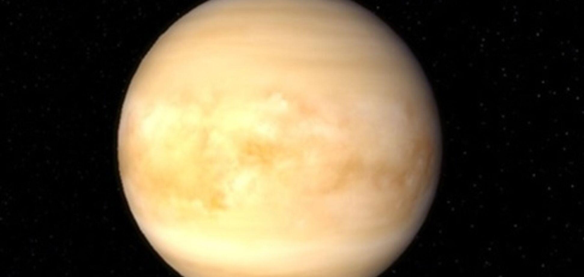 Ученые обнаружили признаки наличия животных на Венере