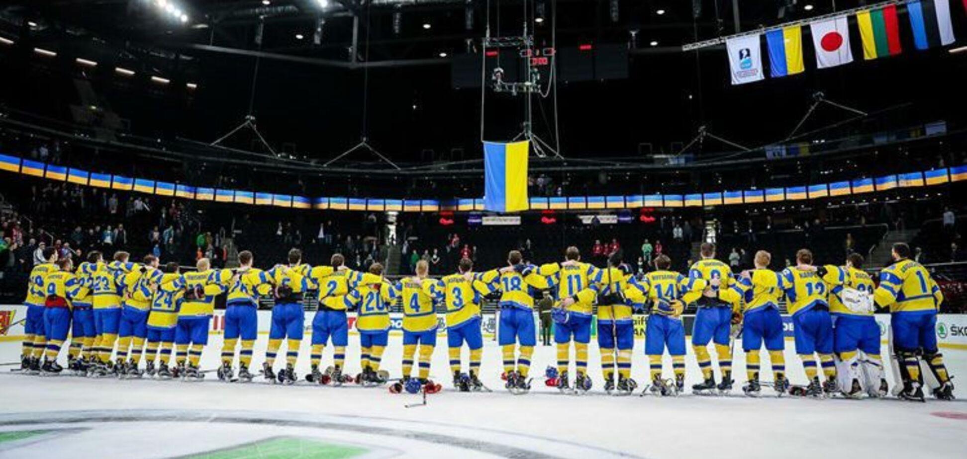 Украина на чемпионате мира по хоккею: все результаты