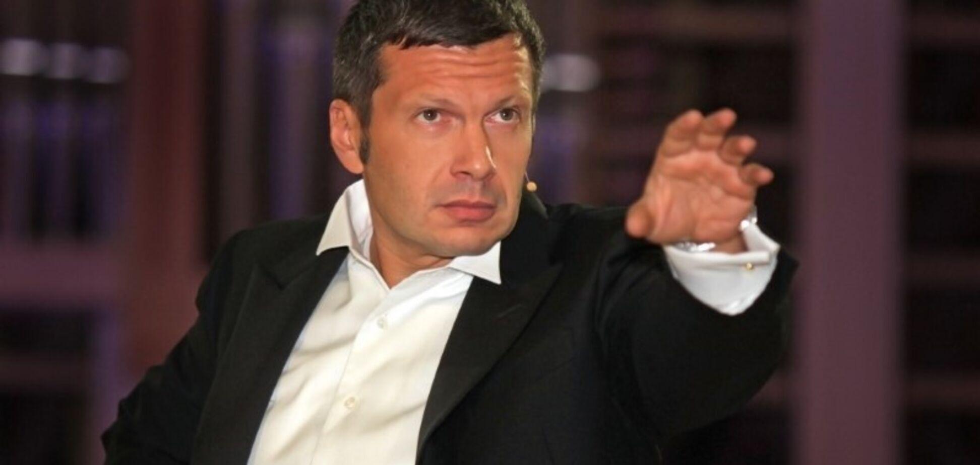 'Стану гетьманом!' Соловйов захотів отримати паспорт України