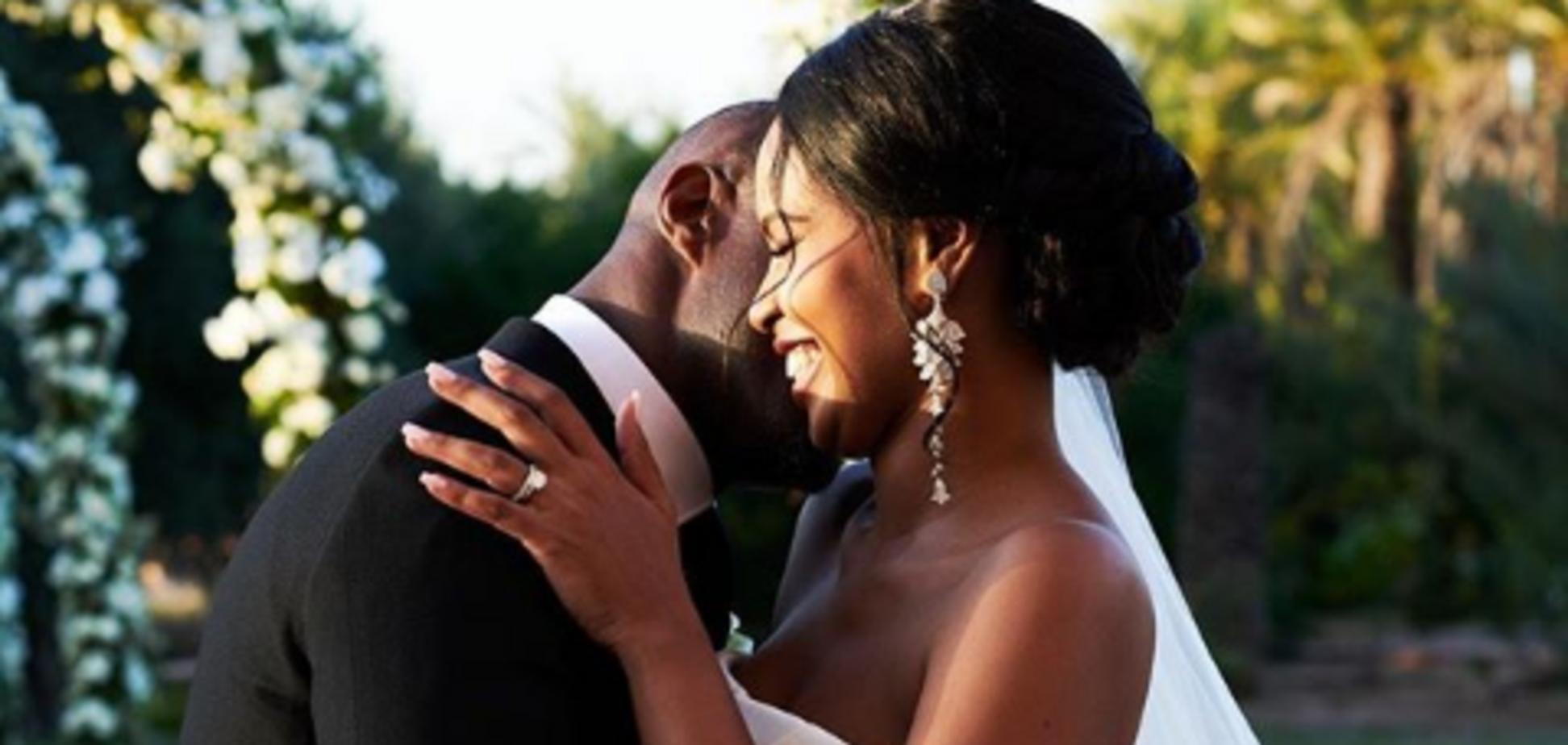 Найсексуальніший чоловік планети одружився: фото його обраниці і церемонії