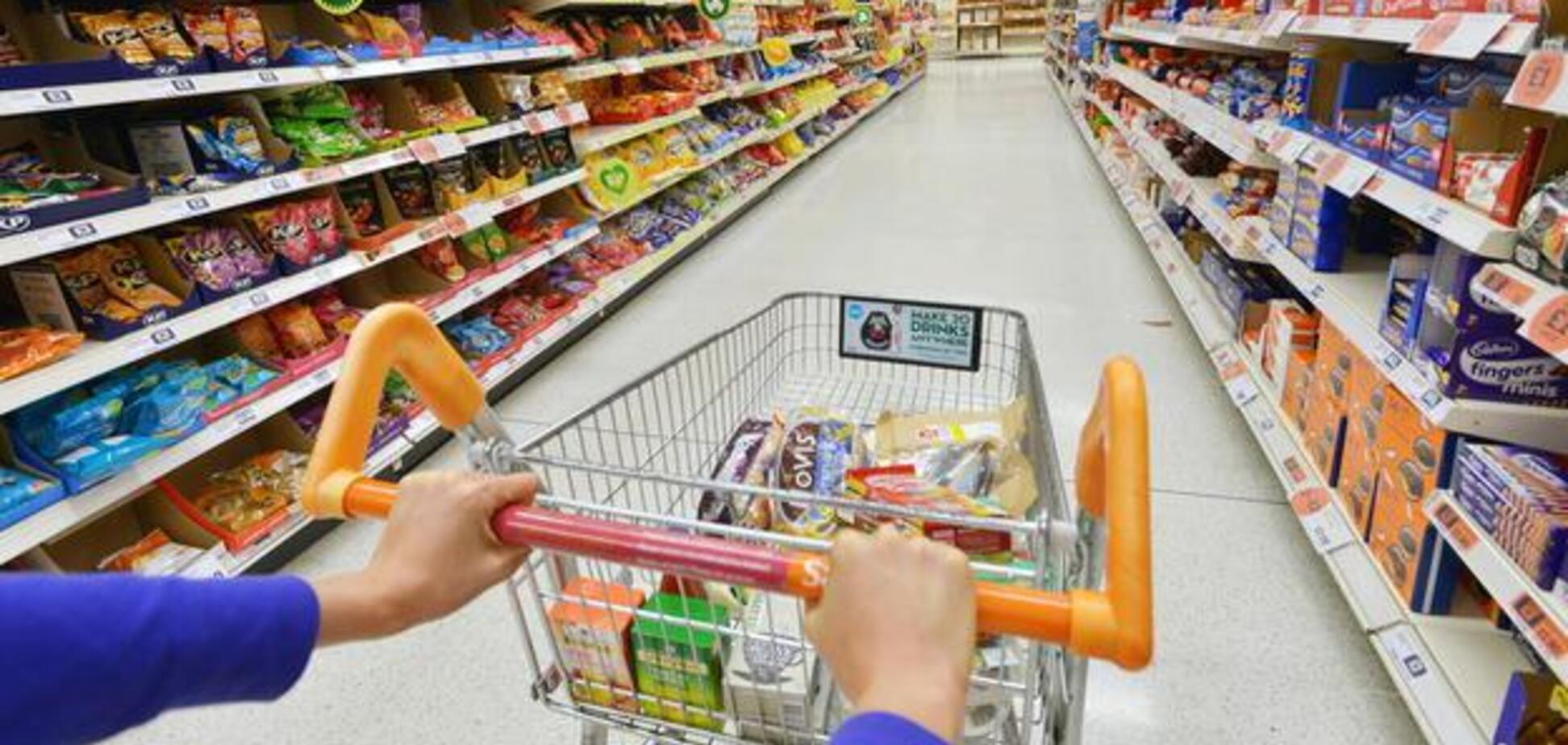Иллюстрация. Супермаркет. Источник: EFFA