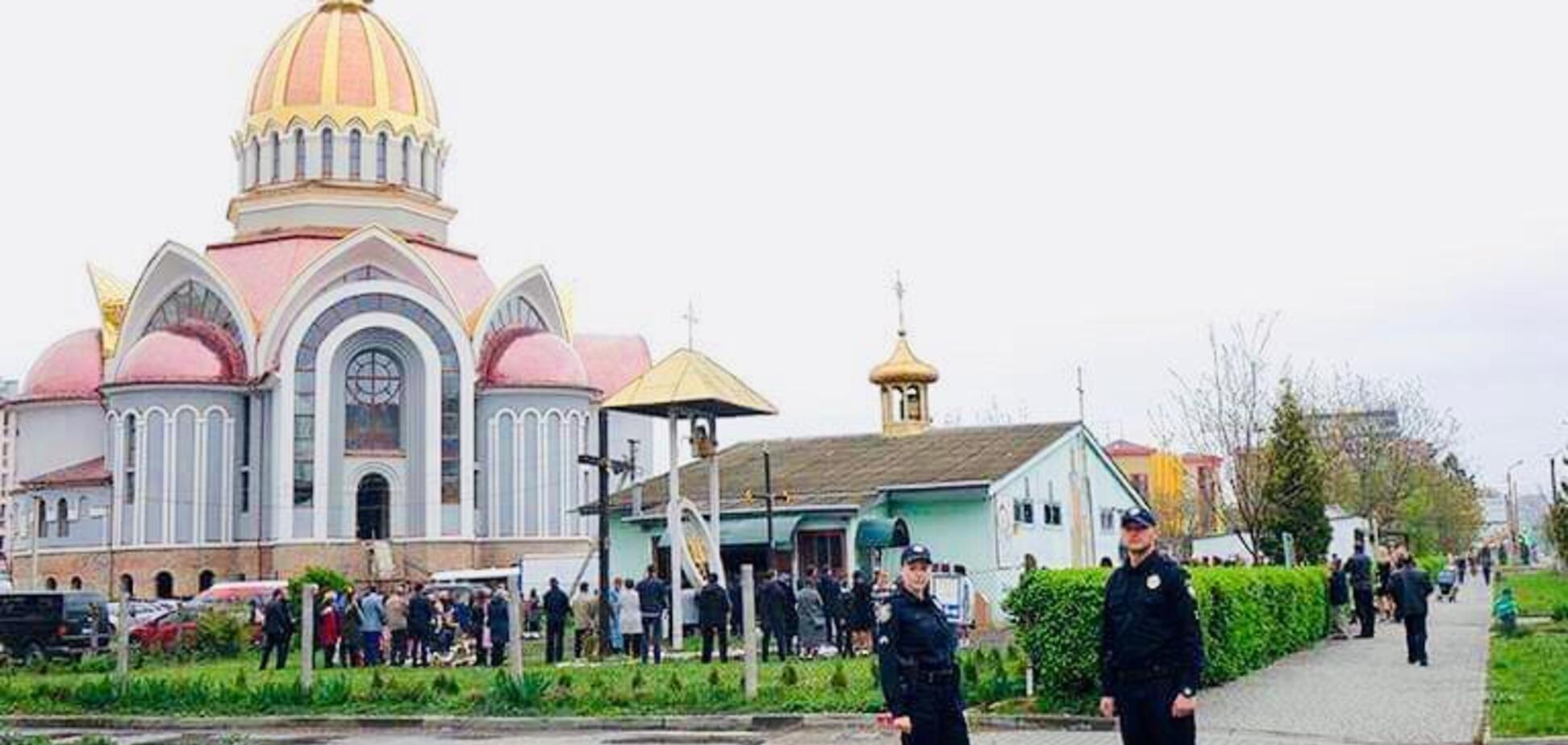 В Украине пригрозили взорвать все церкви на Пасху: полиция призвала к спокойствию