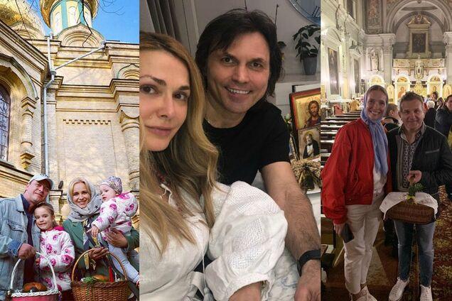 Українські зірки святкують Великдень 2019