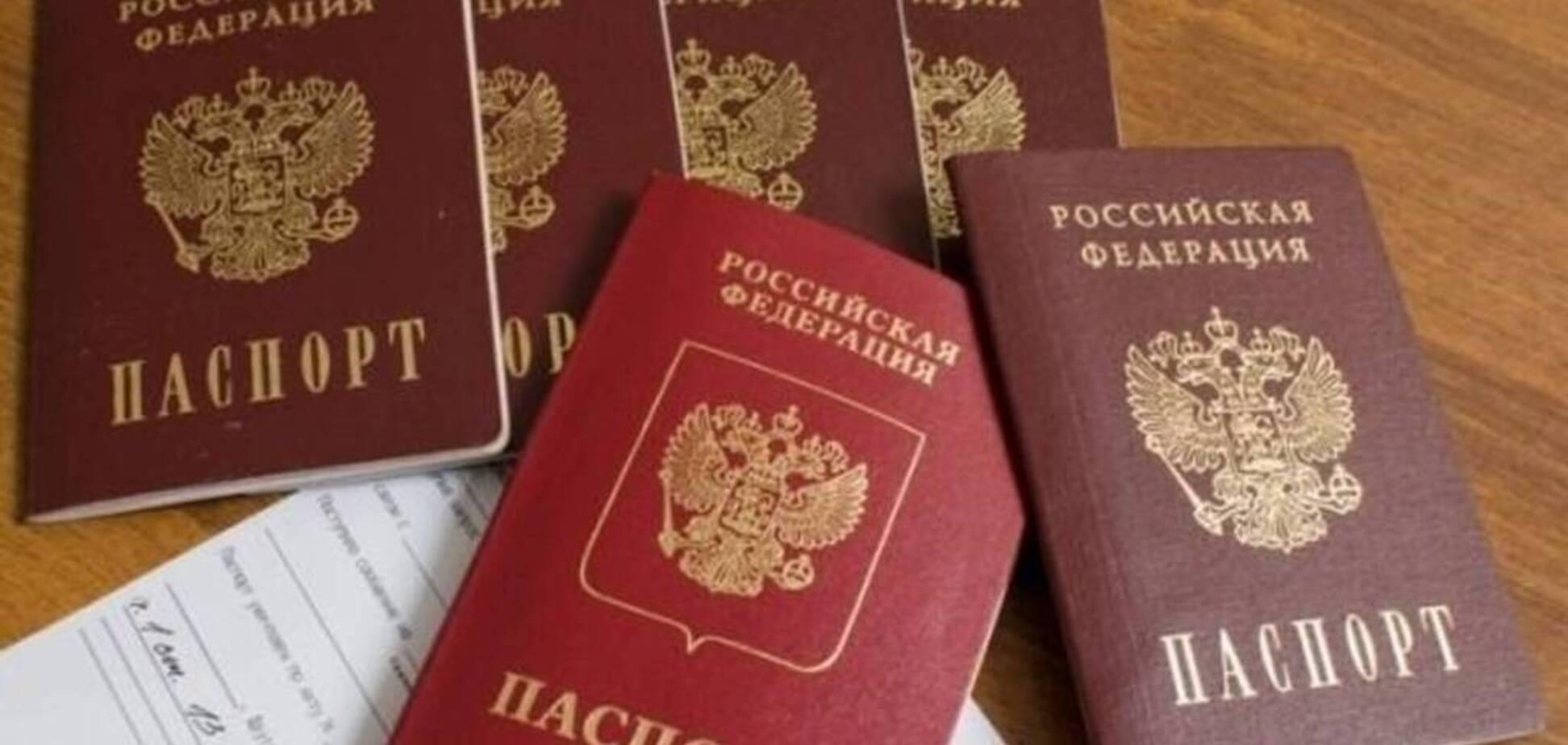 Путин захотел раздать российские паспорта всей Украине: зачем
