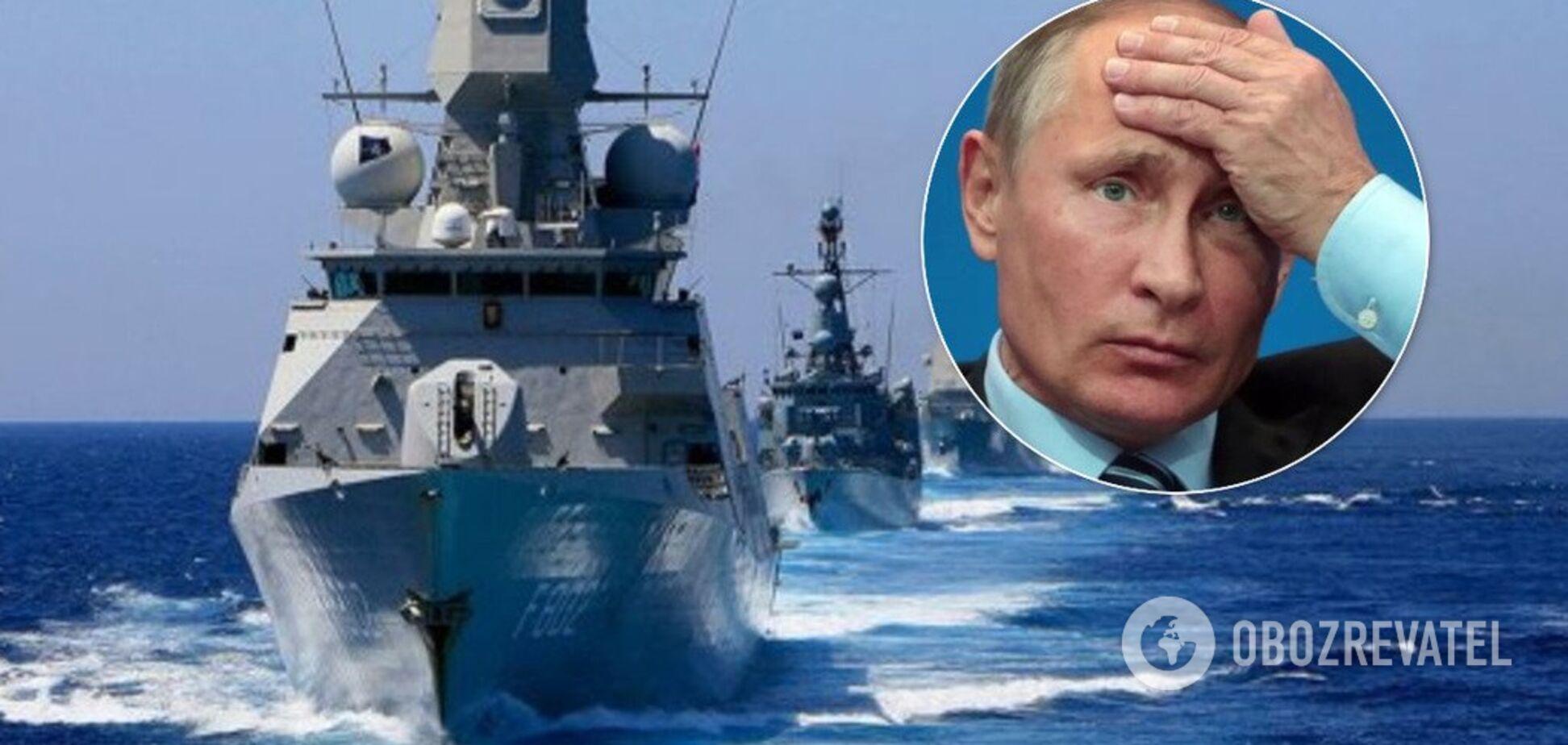 Кораблі в Чорному морі та зброя: в США склали план допомоги Україні проти Росії