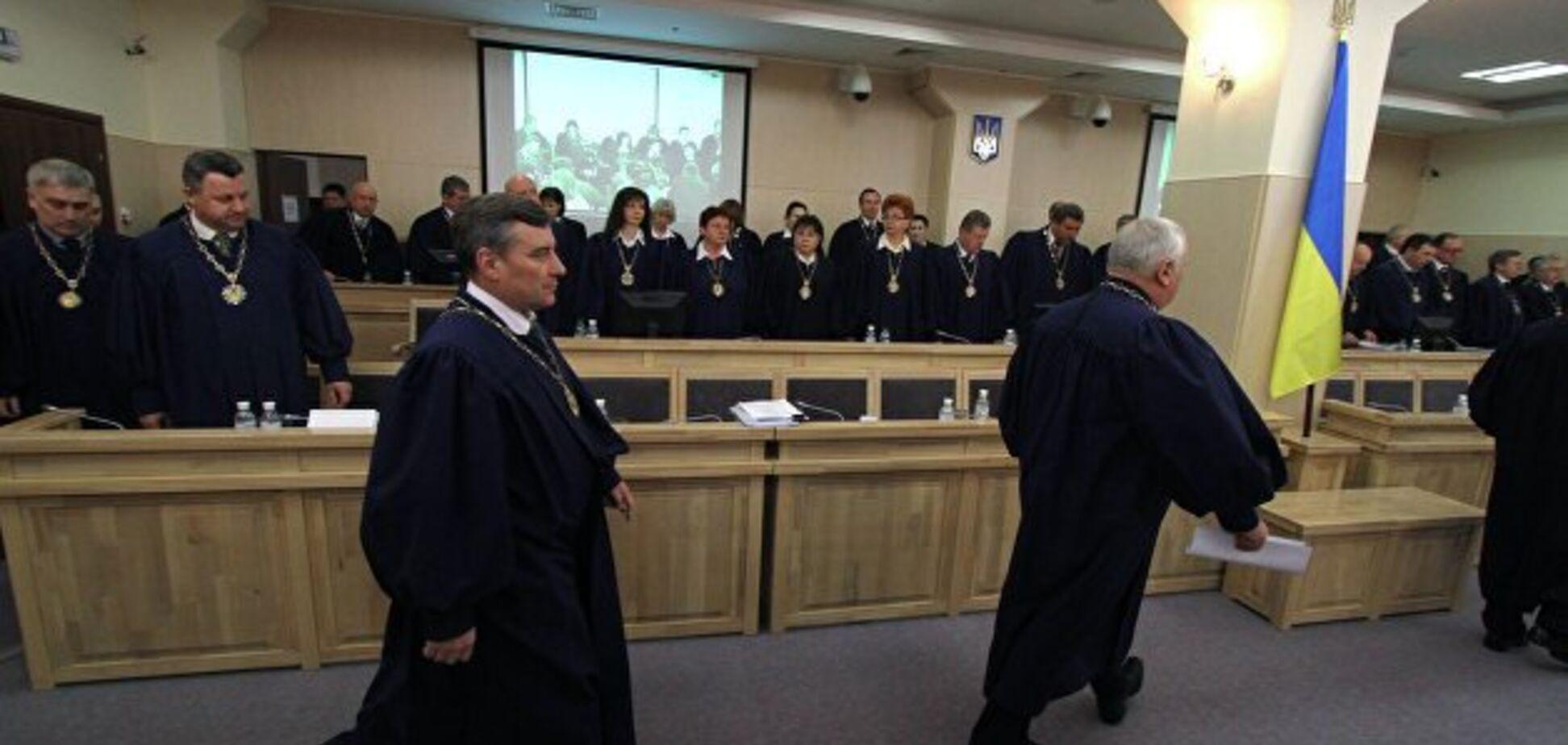 Антикоррупционные судьи будут получать по 70 тысяч: вскрылись детали о зарплатах