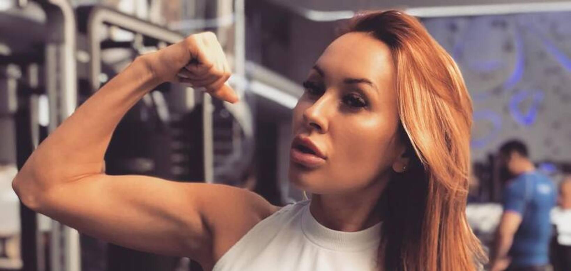 'Шикарна': дружина екс-капітана 'Динамо' підкорила мережу повністю оголеним фото