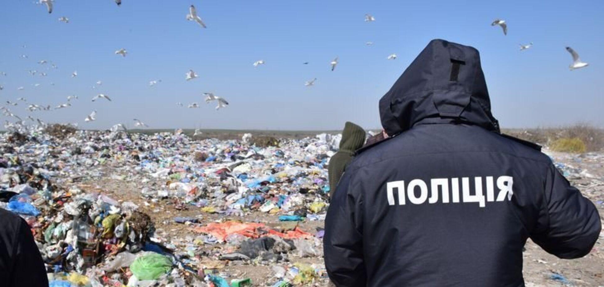 'Куски тела выпали из отходов': стали известны детали жуткой смерти под Николаевом