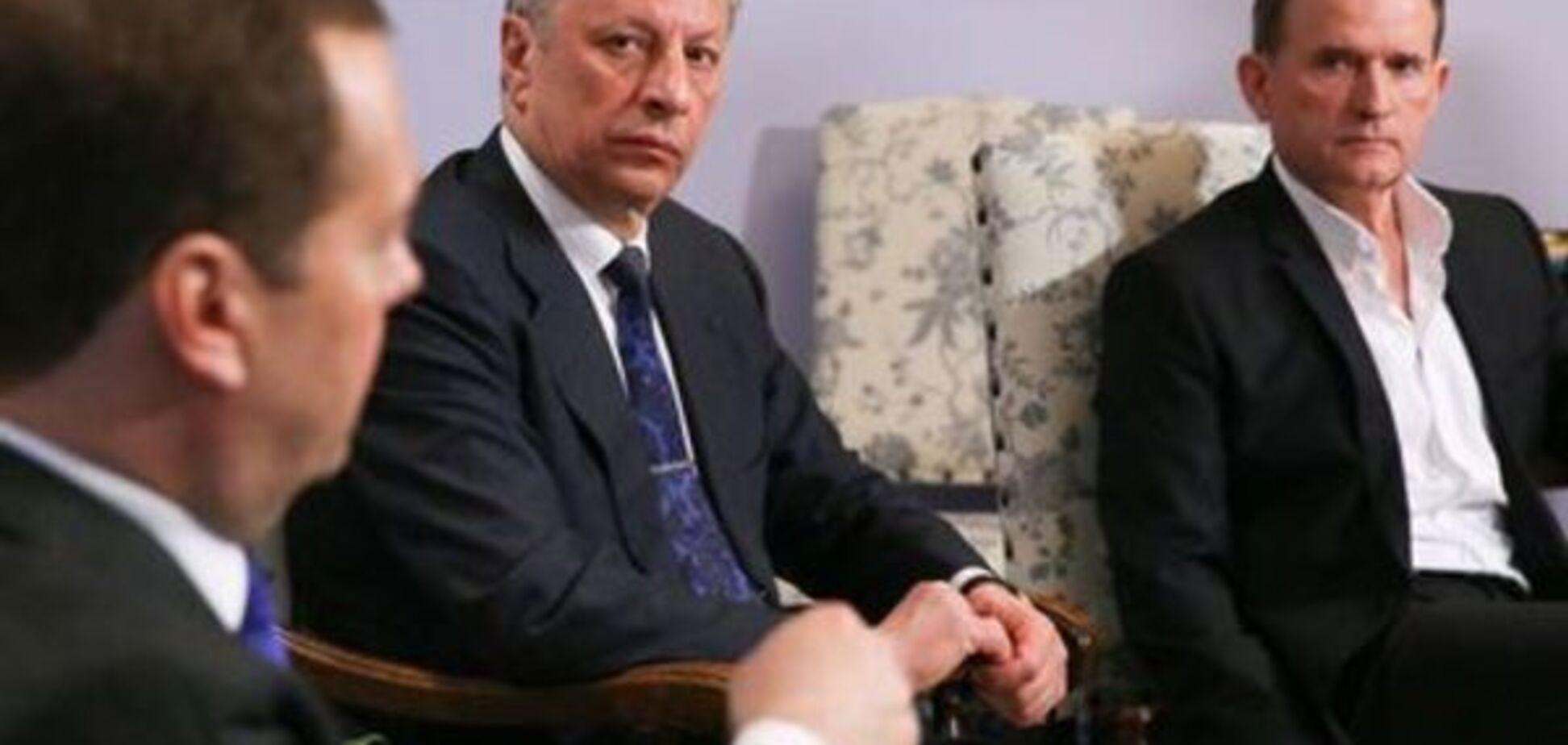 Полет Бойко и Медведчука в Москву: в деле появились новые подробности