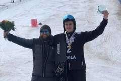 Юный украинский сноубордист выиграл чемпионат мира