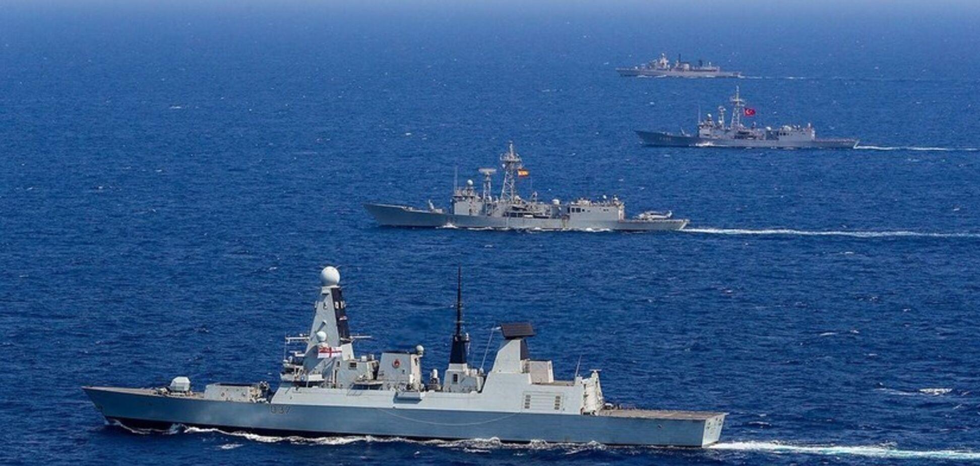 Прижать Россию в море: США и НАТО разработали мощный план подавления