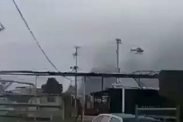 У Венесуелі активістів розстріляли з вертольота