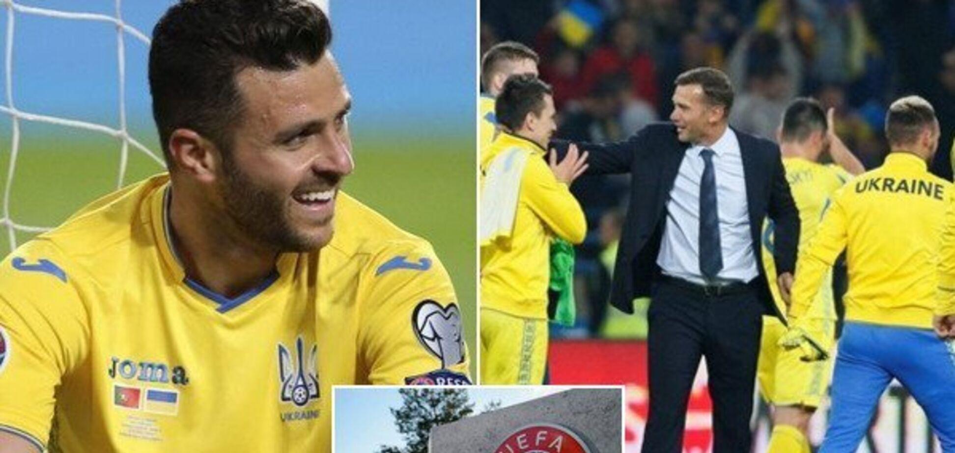 Стали відомі найближчі дії УЄФА у справі Мораеса і збірної України