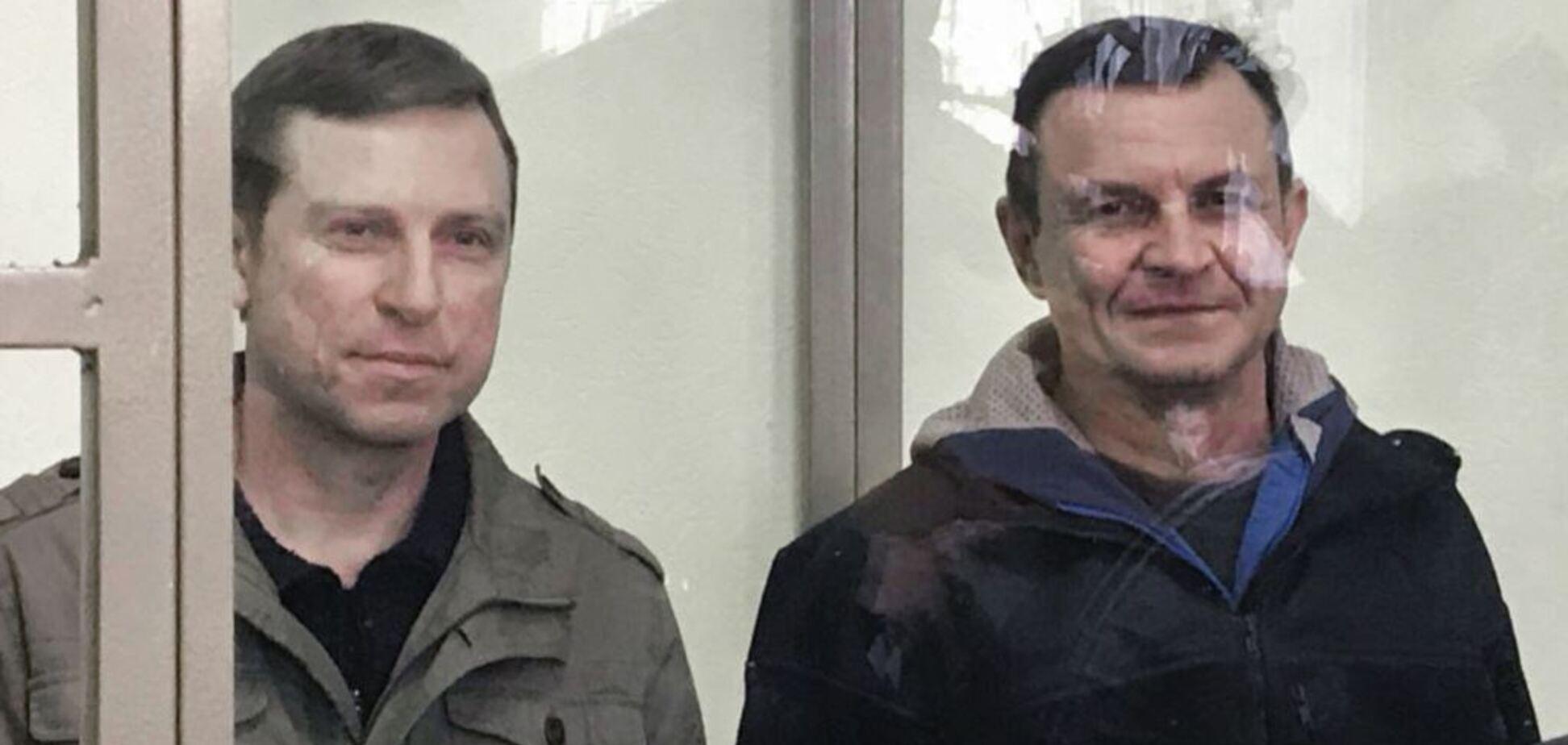 Оккупанты посадили за решетку двух крымчан за 'диверсию': что известно