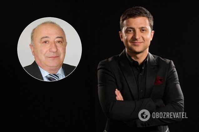 Как выглядят родители Владимира Зеленского