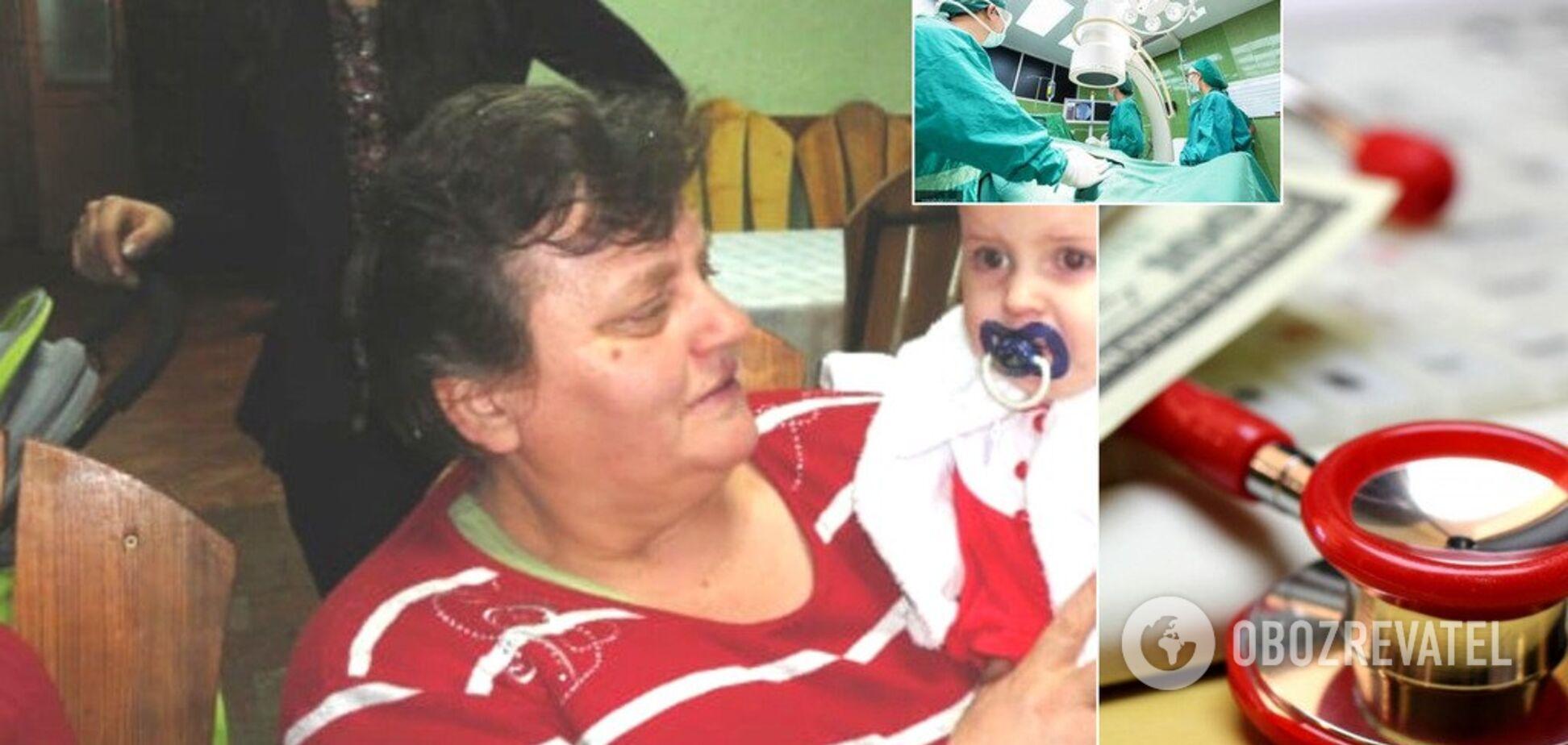 ''Залікував насмерть'': під Києвом спалахнув медичний скандал