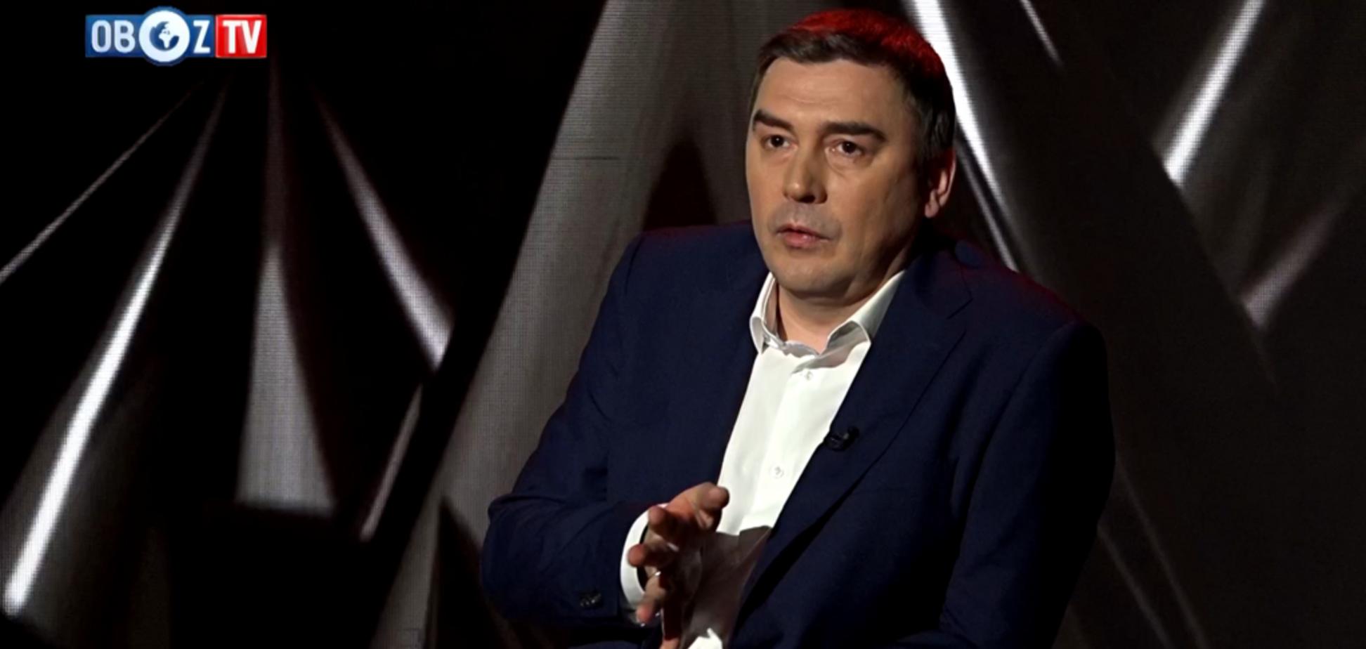Программа ''Острый вопрос''. Двадцатый гость – Дмитрий Добродомов ч.2