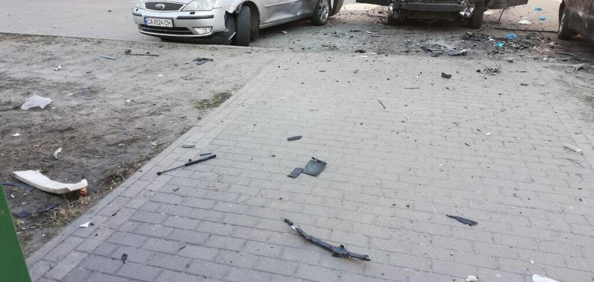 Взрыв авто разведчика в Киеве: ГПУ сообщила о теракте