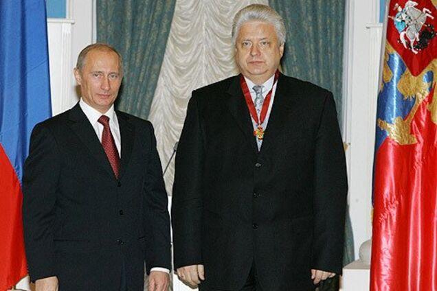 Владимир Путин и Николай Ковалев