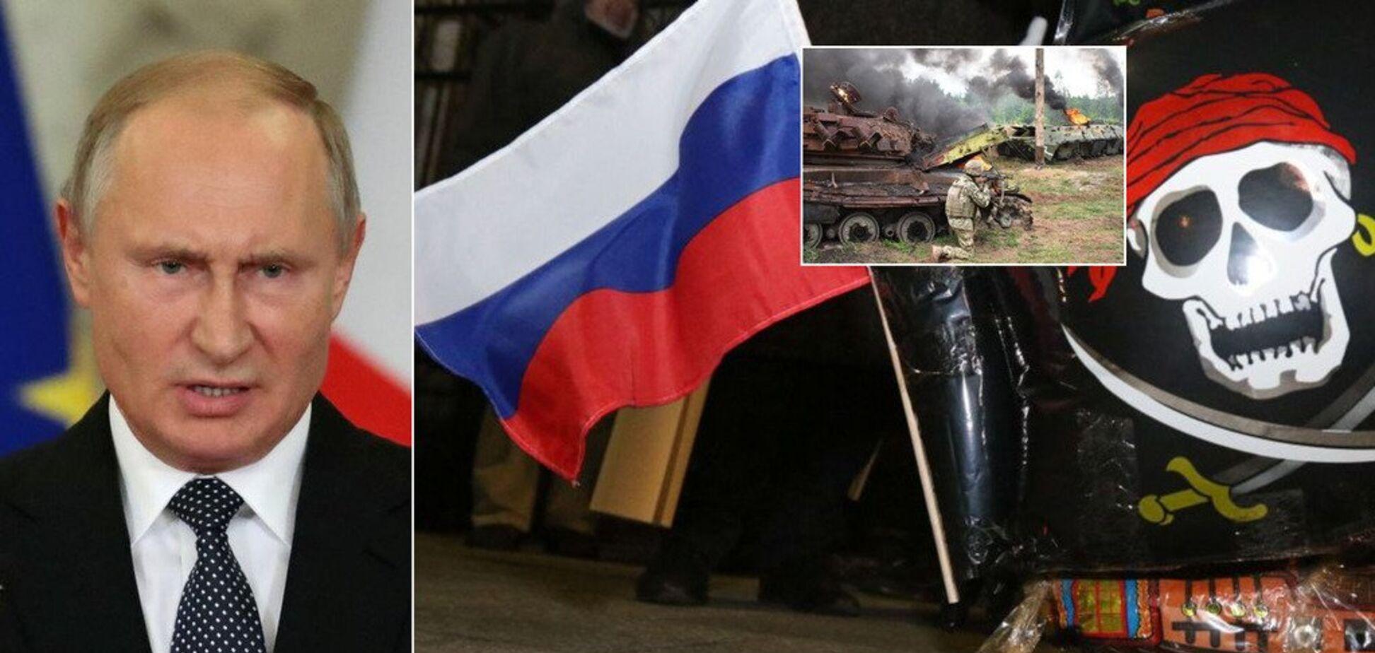 Россия должна попросить прощения у Украины и поклониться в ноги – Лебединский