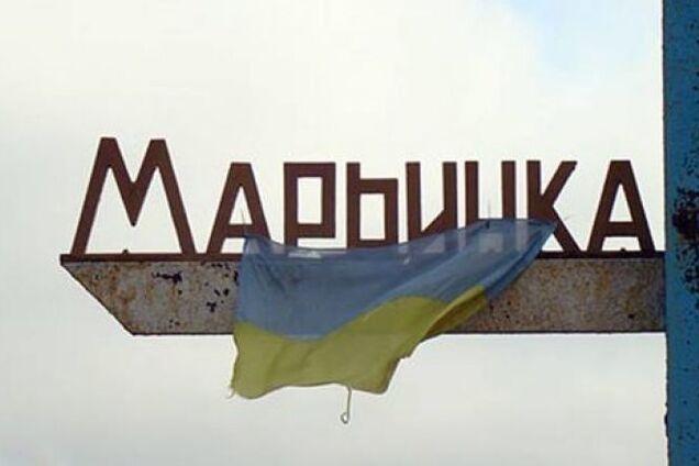 На Донбассе из снайперской винтовки обстреляли пограничника