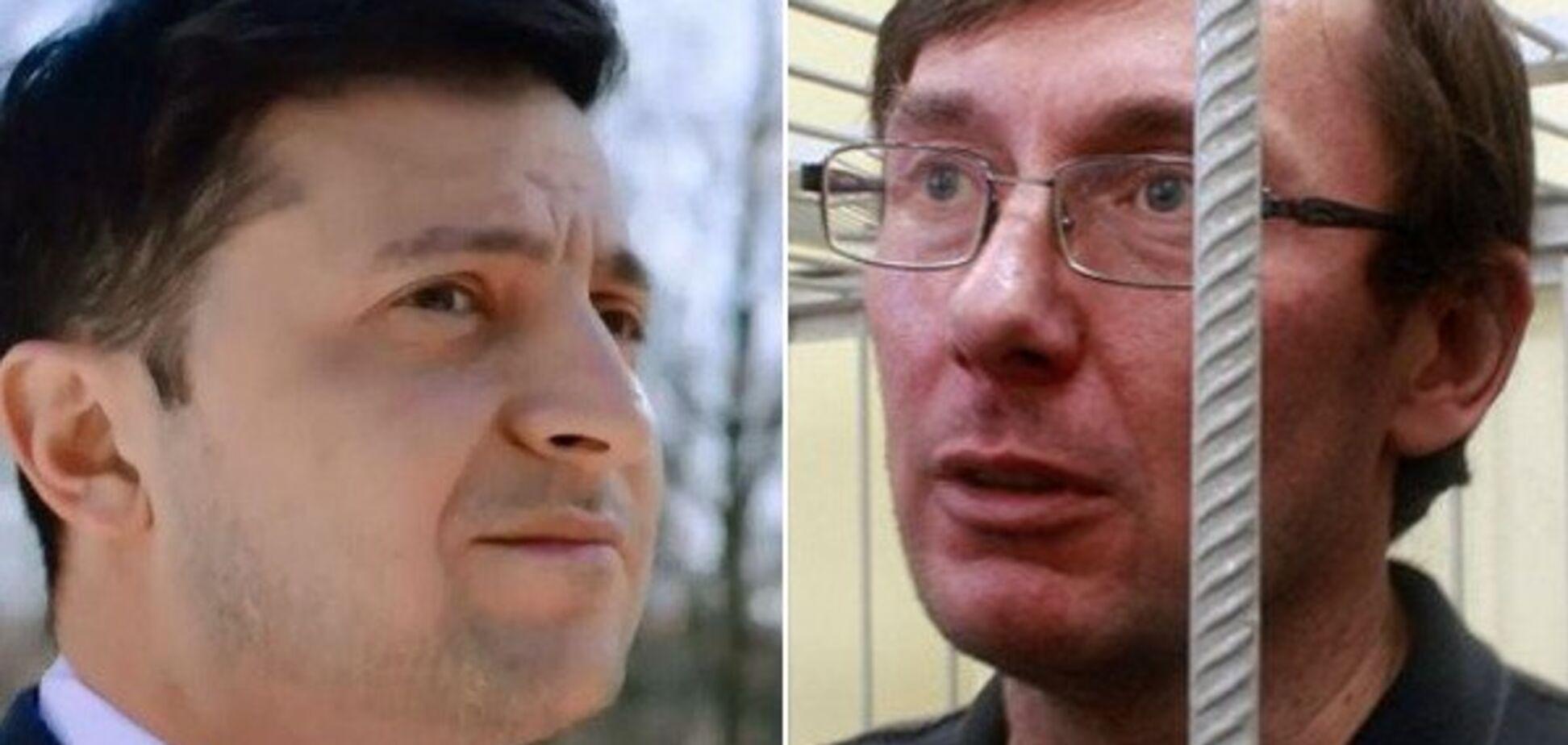 Конфуз з 'клінікою Зеленського': у Порошенка пригадали скандальну історію з Луценком