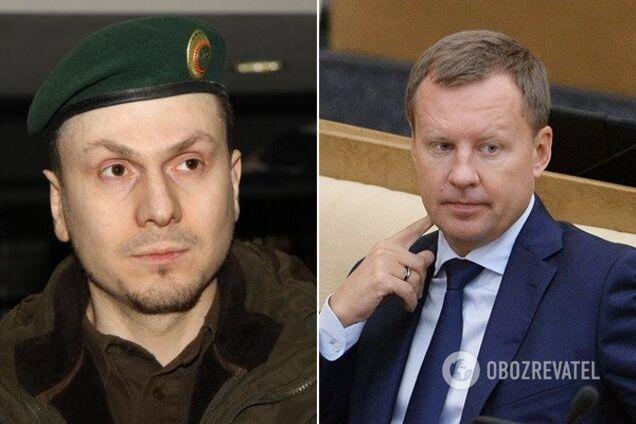 Адам Осмаев и Игорь Вороненков