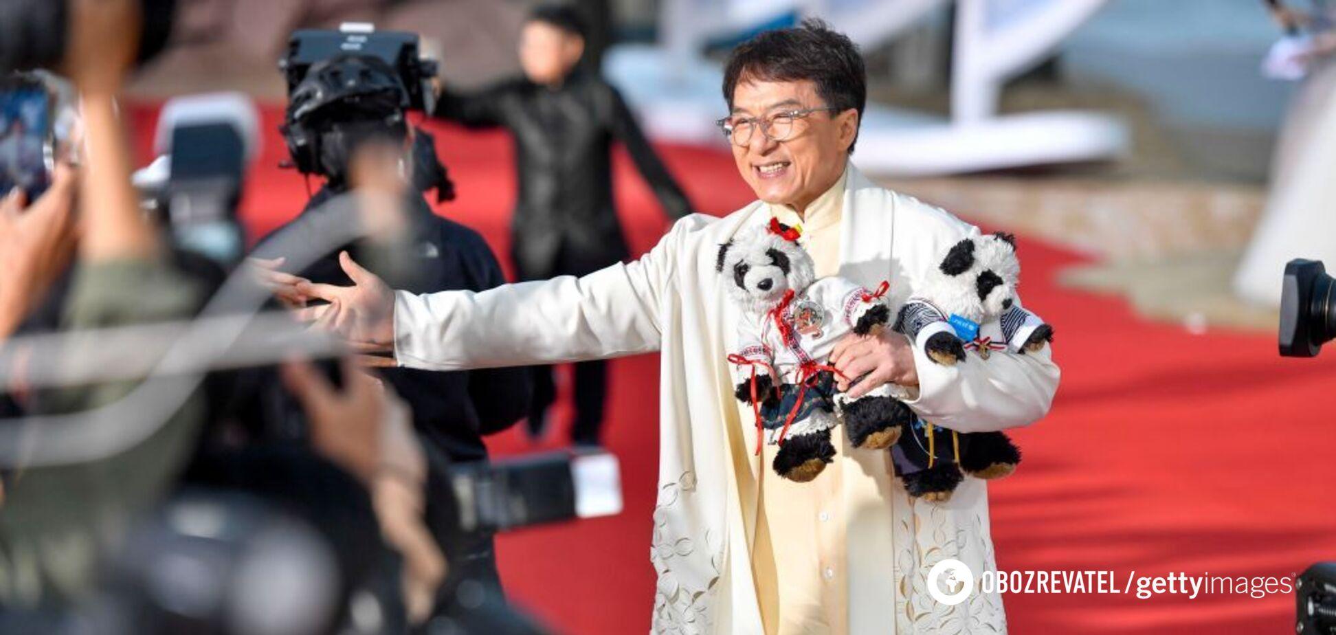 Джеки Чану - 65: как изменился один из самых популярных актеров боевиков
