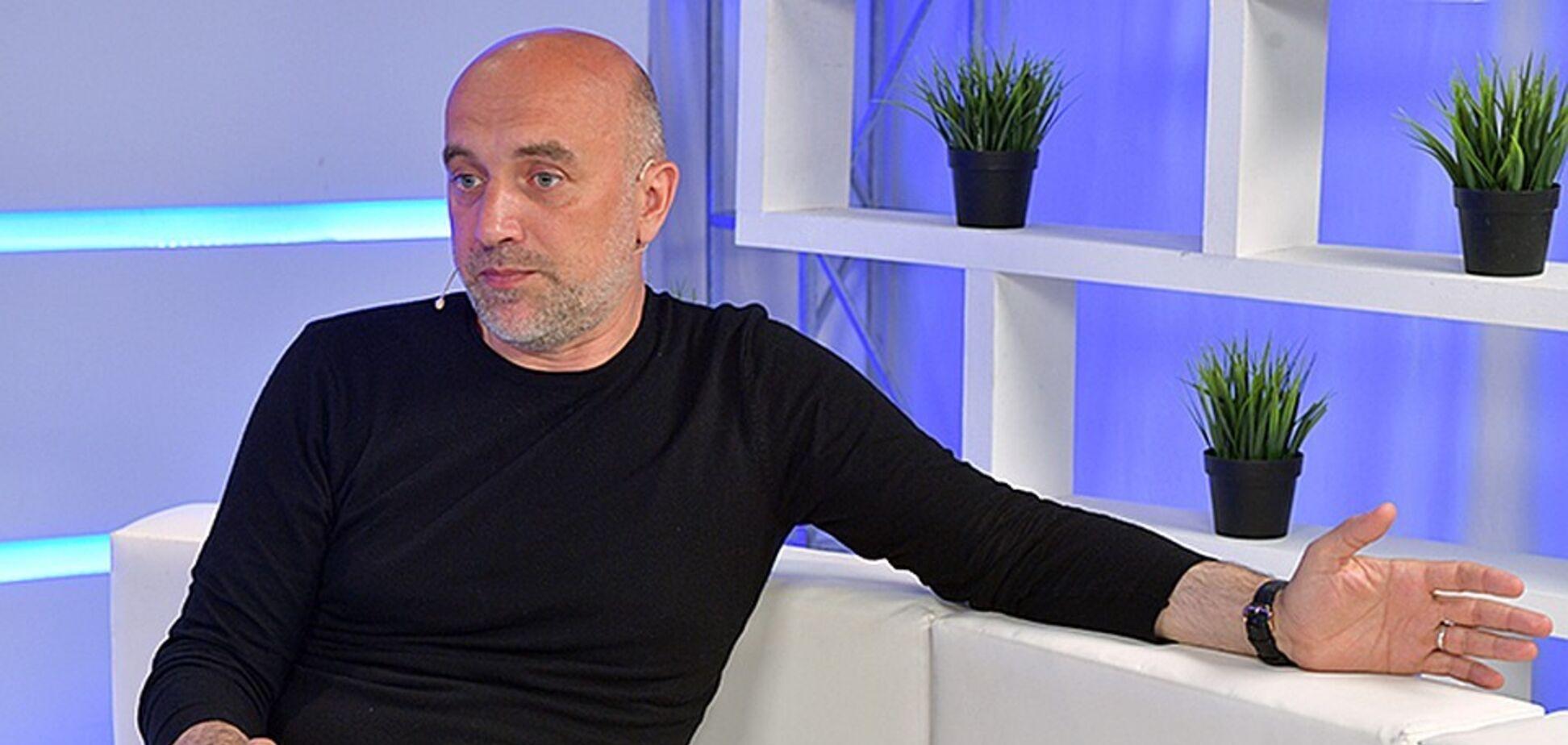 'За месяц больше, чем за год!' Писатель-террорист Прилепин пожаловался на 'мор' в 'ДНР'
