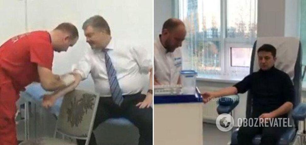 У Зеленского взял анализы актер: в клинике ответили на скандал