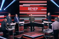 'Х*йло закрий!' В ефірі у Соловйова влаштували скандал через Україну