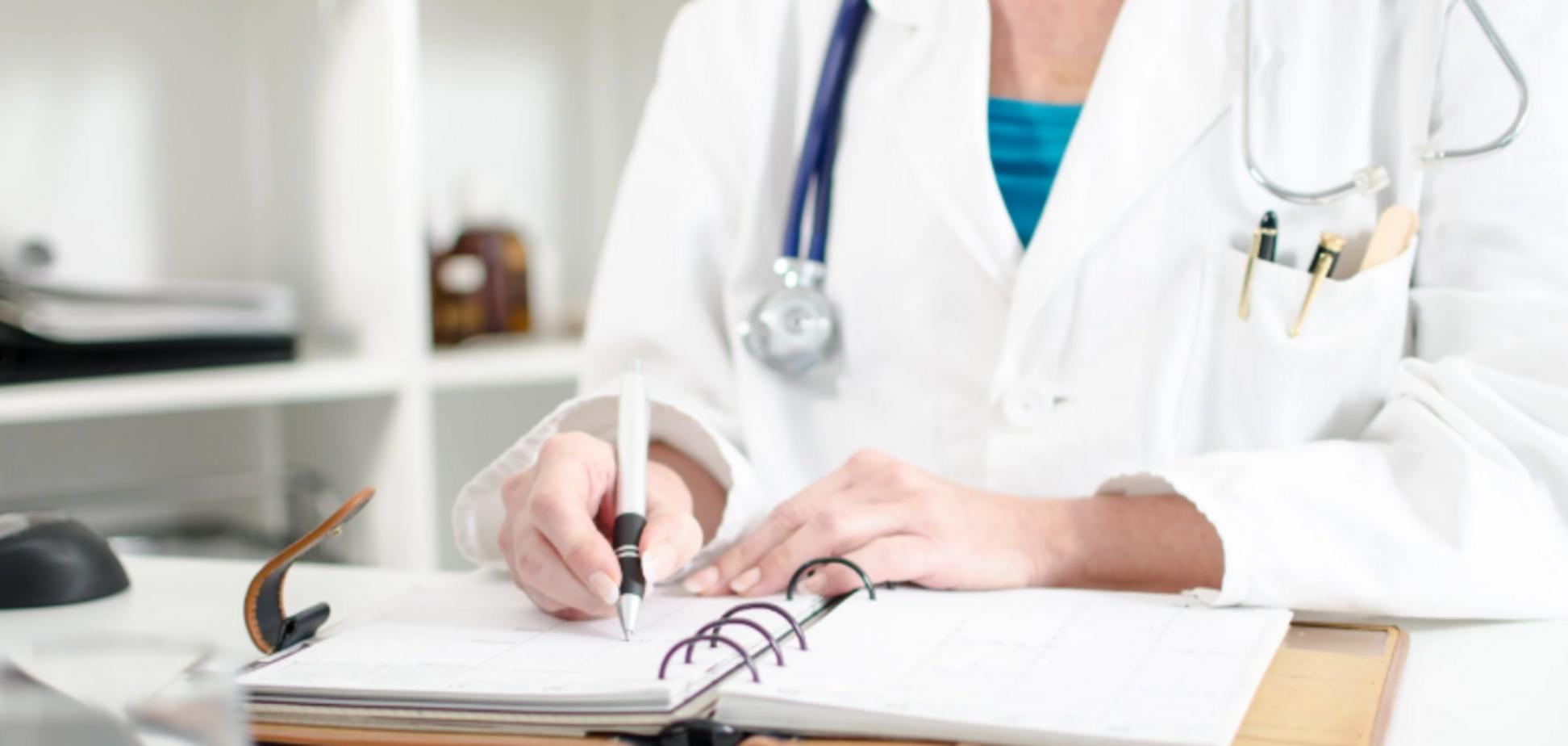 Лікарняний у приватного лікаря