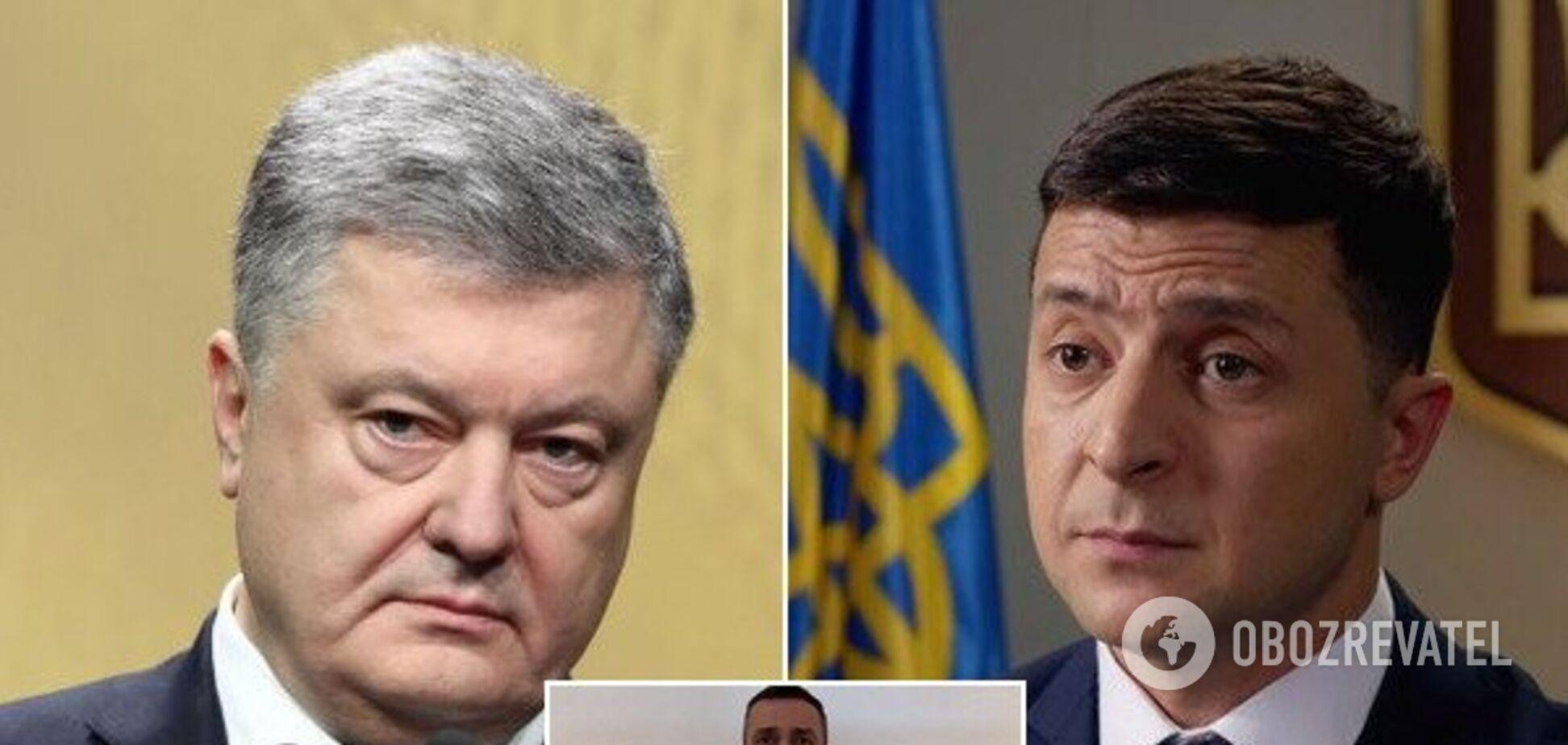 'Не обманывайте нас!' Владимир Кличко резко обратился к Порошенко и Зеленскому