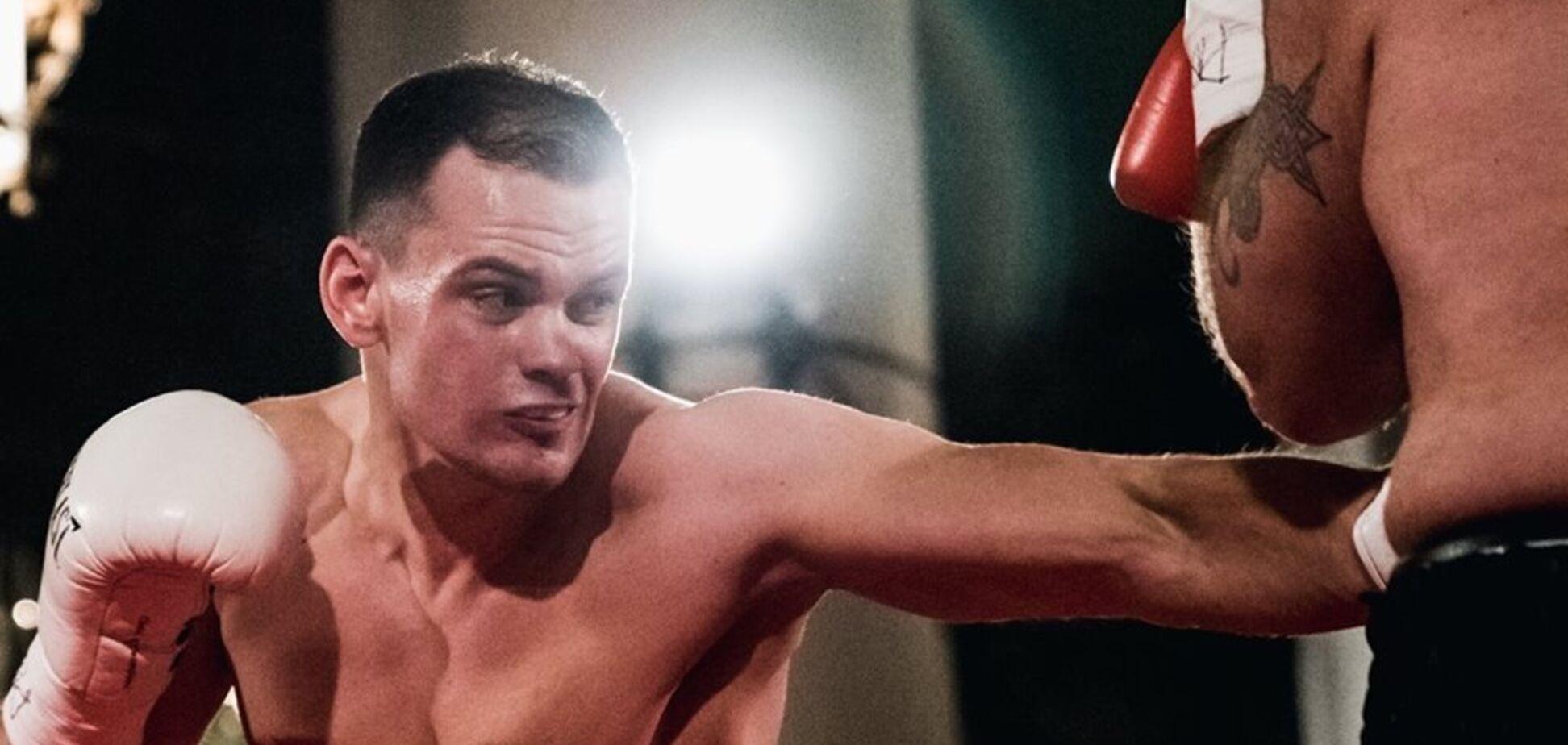 Відомий український важковаговик виграв бій нокаутом