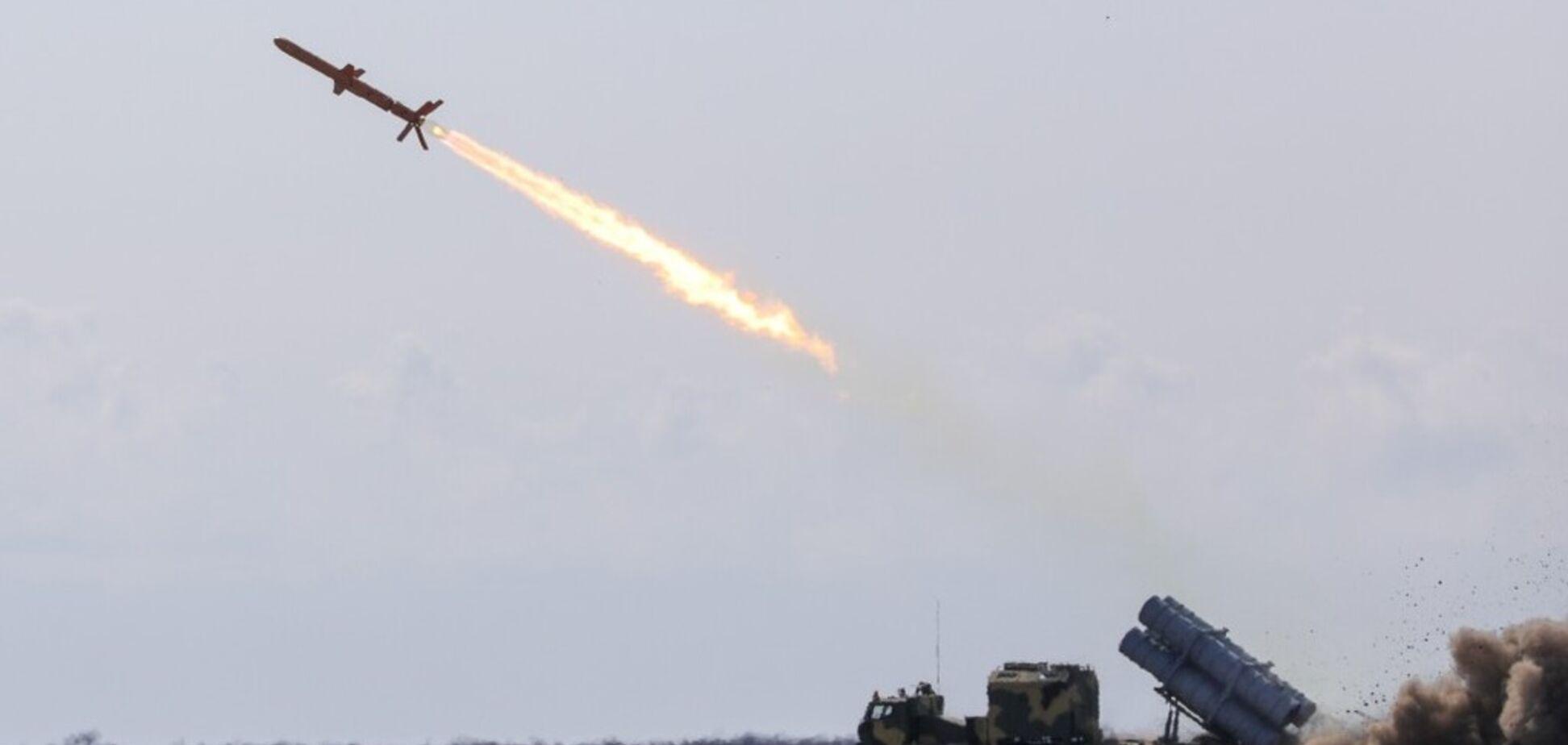 Украина успешно испытала новую ракету 'Нептун': появилось мощное видео