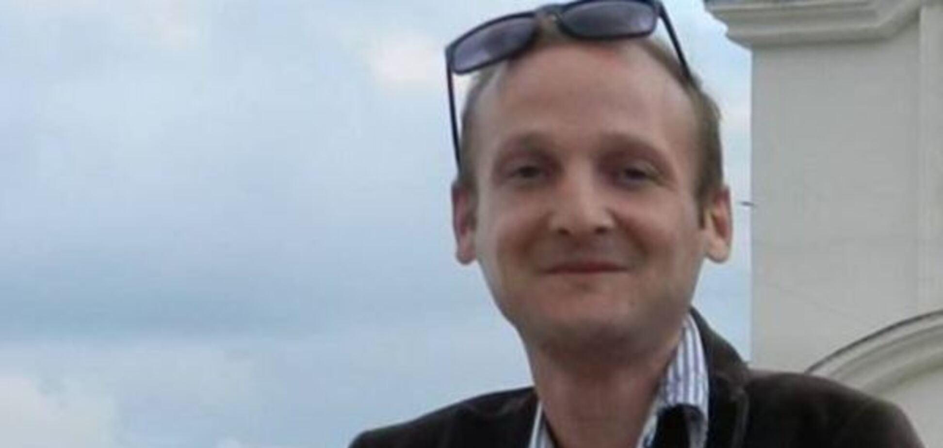 Задержанный оккупантами в Крыму украинский журналист вышел на свободу: первые фото
