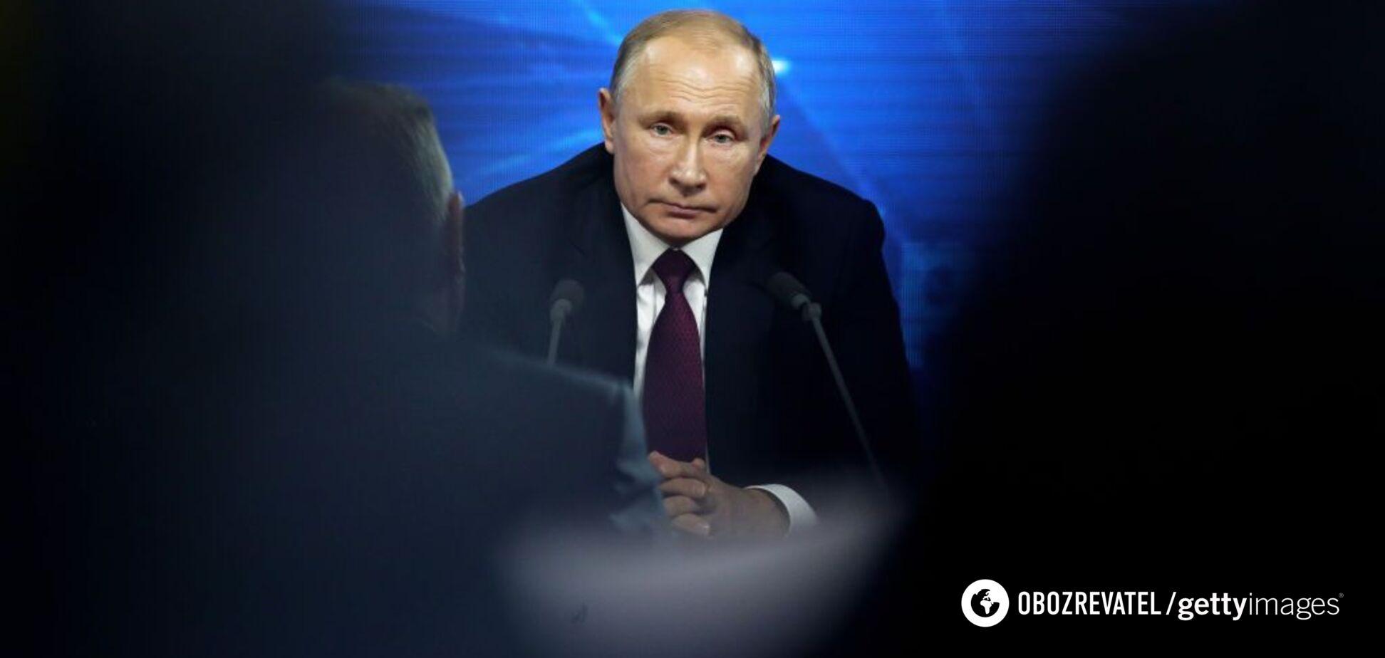 Вот вам реальное лицо путинской России