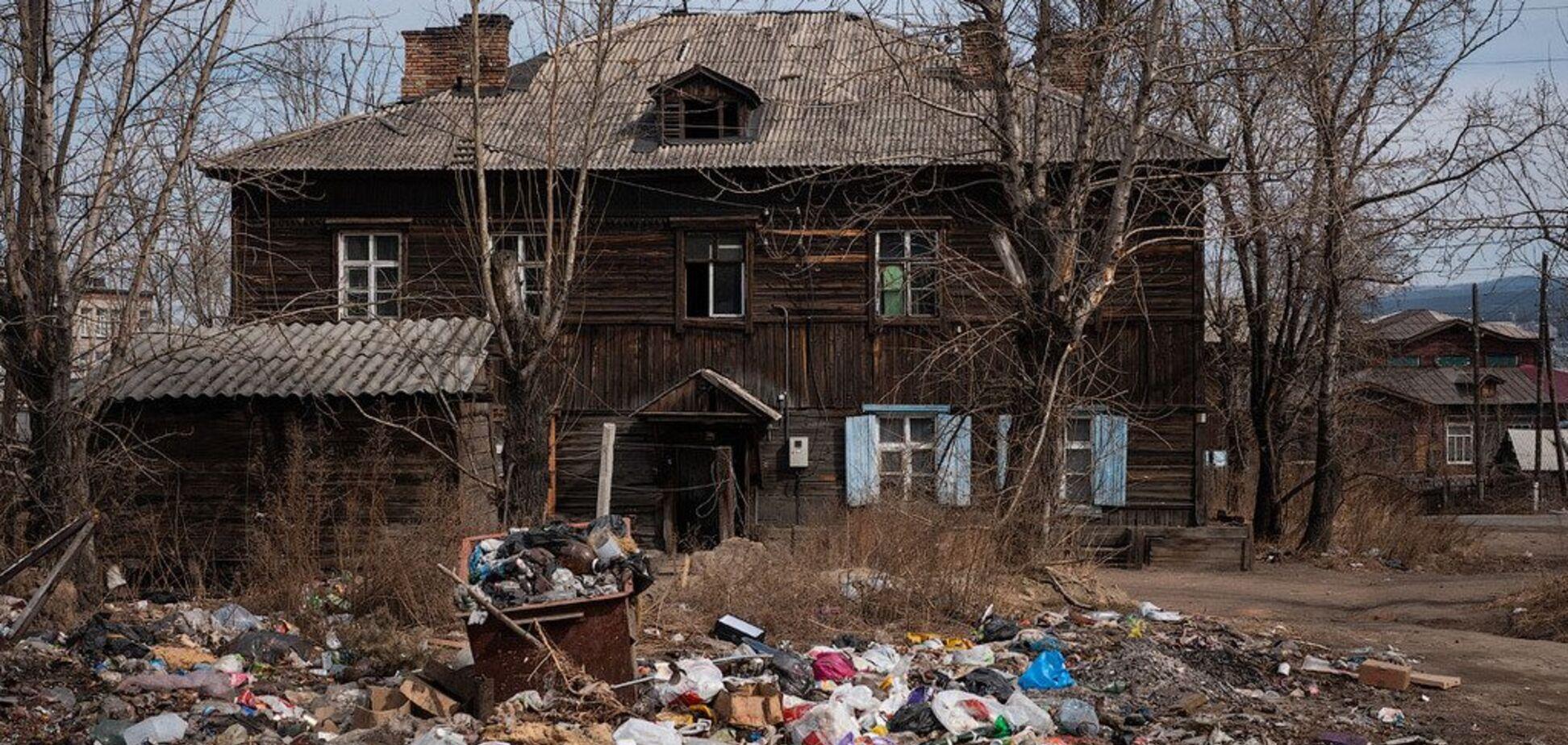 Гниль, помои и отходы: город в России накрыла экологическая катастрофа