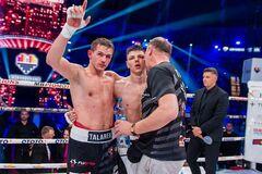 10 нокдаунов в пяти раундах: польские боксеры выдали самый дикий бой года – видео