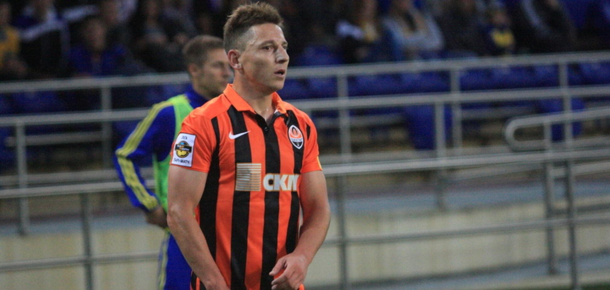 Український футболіст розповів, що зміг купити за кар'єру в 'Шахтарі'