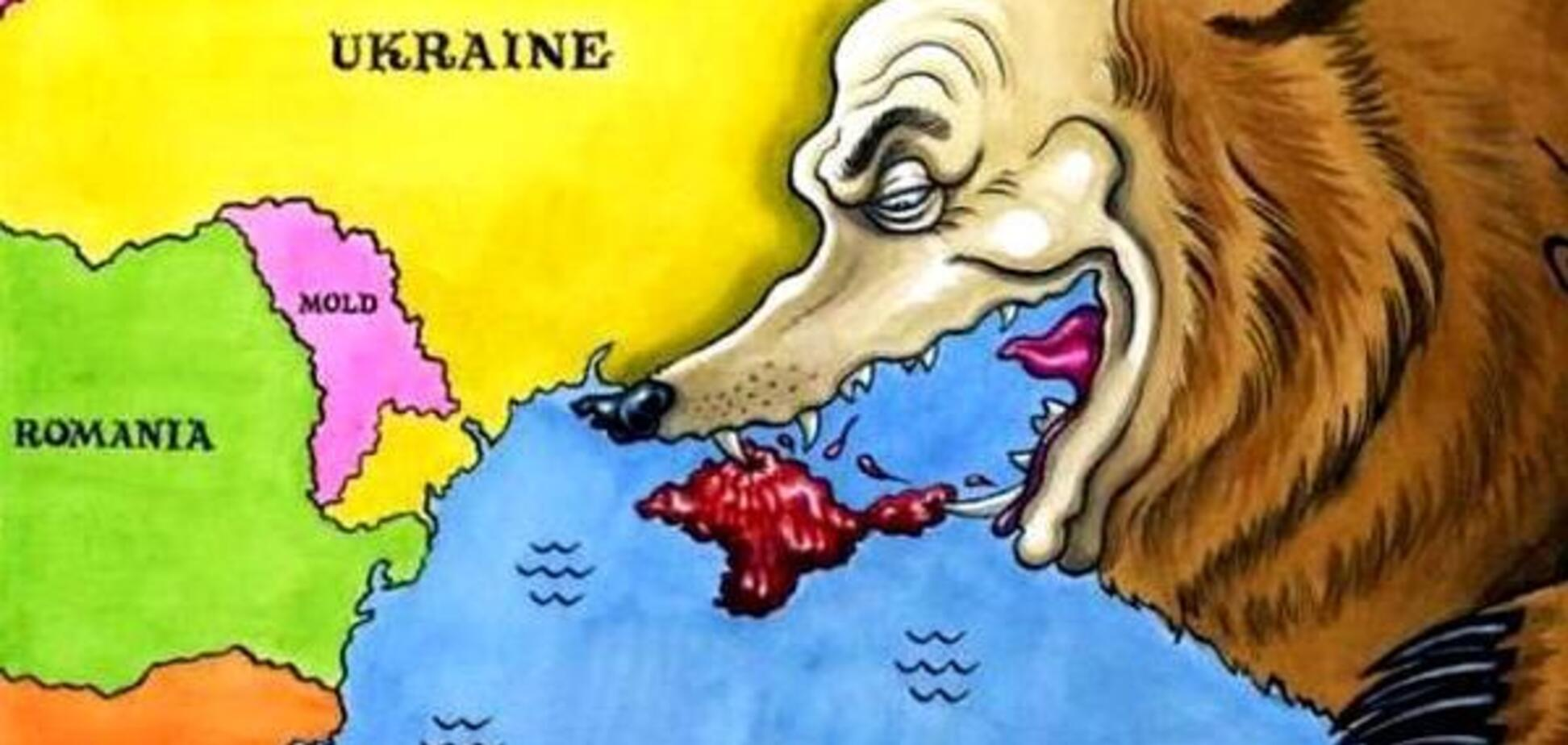 'Вернуть и извиниться': оккупанты заговорили о возврате Крыма Украине