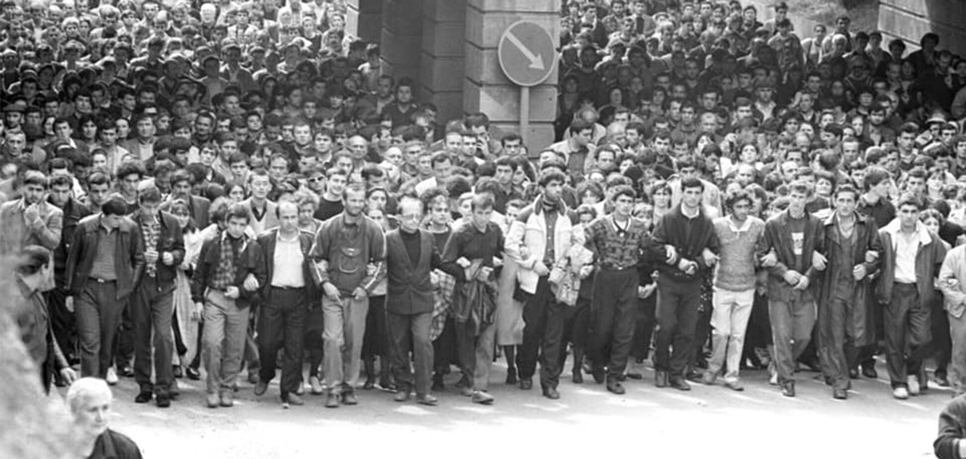 Трагедия в Тбилиси: роковые события для СССР