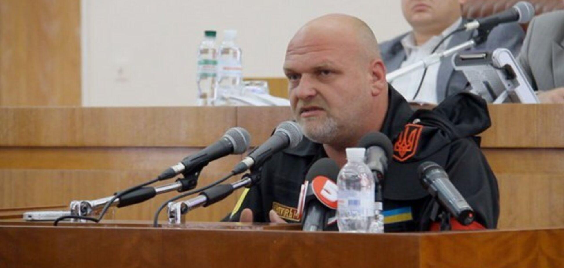 В России задержан экс-член 'Правогосектора': все подробности. Видео