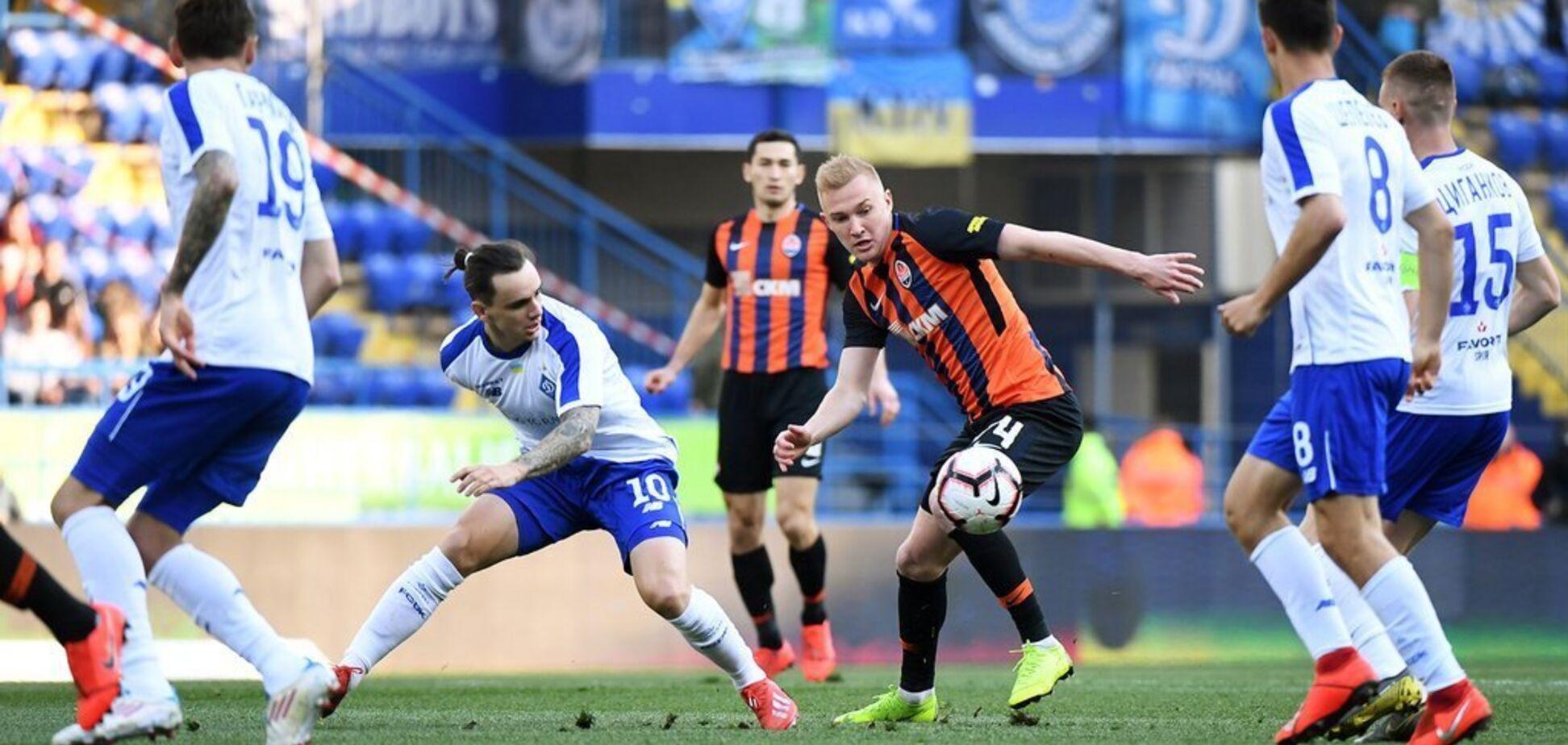 Пенальті на останній хвилині! Динамо – Шахтар: дивитися онлайн матчу Прем'єр-ліги