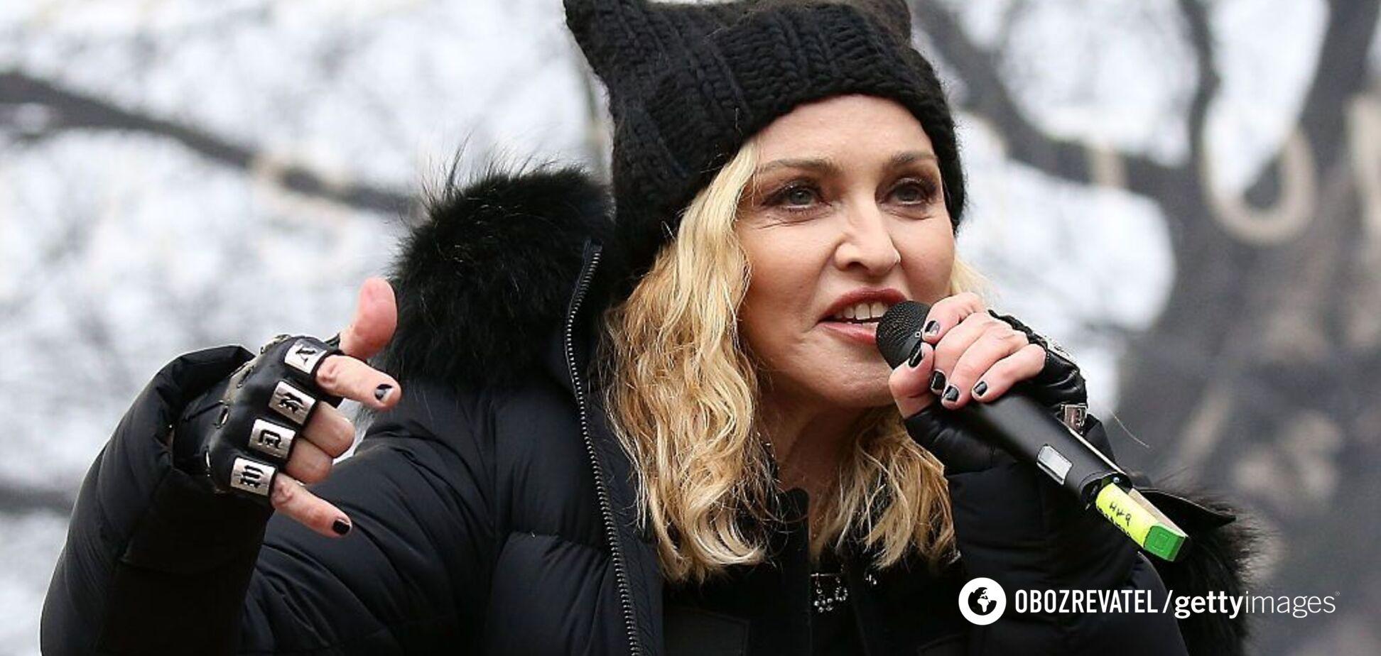 Мадонна виступить на Євробаченні: скільки заплатять ''іконі'' поп-музики